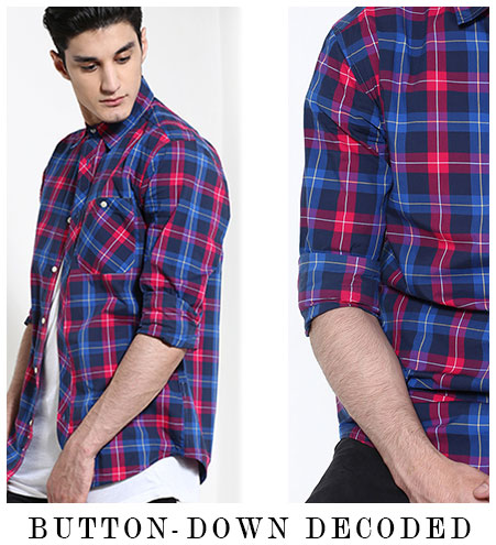 Online shopping buy shoes clothing watches in india for Linen shirts for mens in chennai