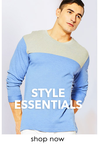 online shopping clothes for men