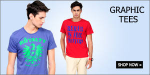 Buy Graphic Tees Online