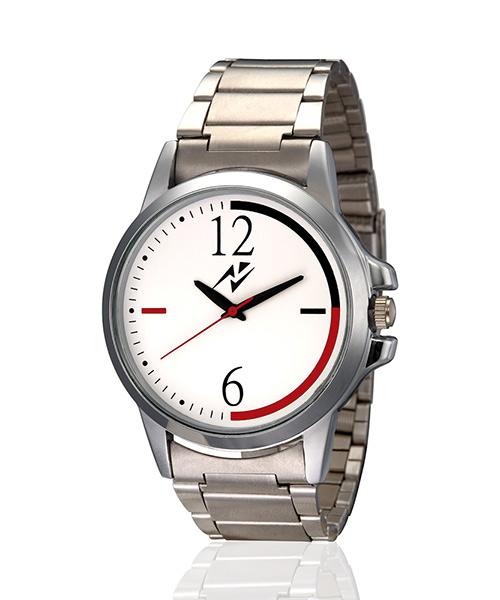 Yepme Men's Analog Watch - White/Si...