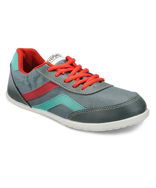 Yepme Casual Shoes - Grey