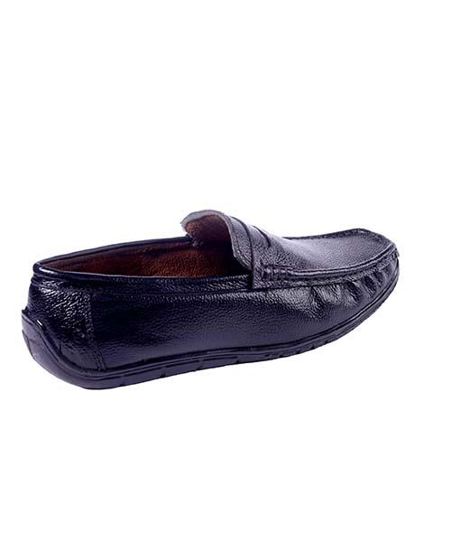 Yepme Formal Premium Black Leather Shoes