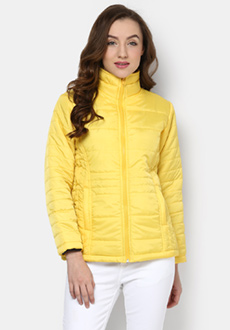 Yepme Gracie Full Sleeves Jacket - Yellow