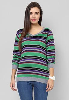 Women Sweatshirts - Buy Sweatshirts for Women Online India cd80409d00