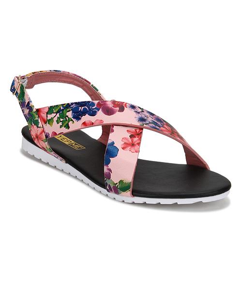 Yepme Pink Sandals