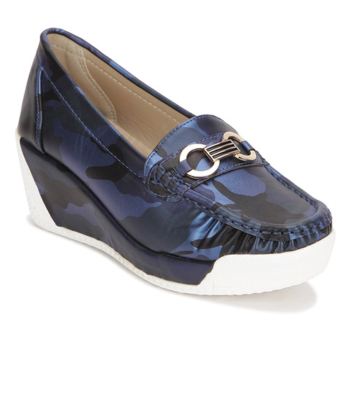 Blue Loafers Online Shopping | 133472