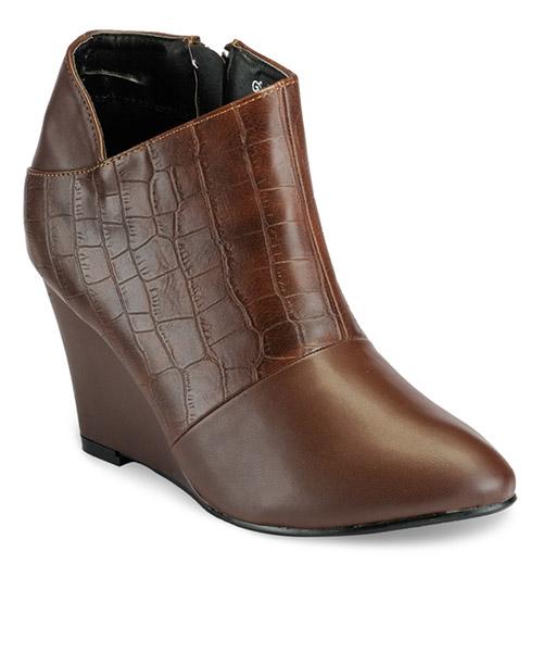 Yepme Brown Boots
