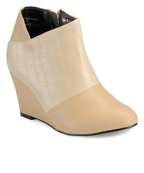 Yepme Beige Boots