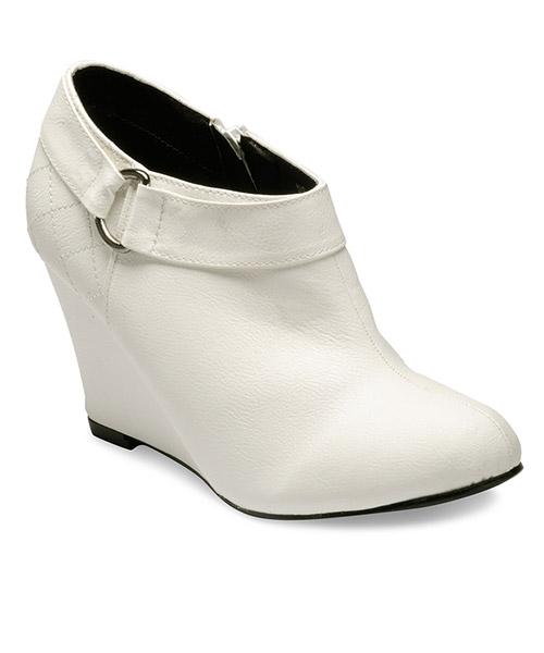Yepme White Boots