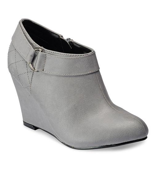 Yepme Grey Boots