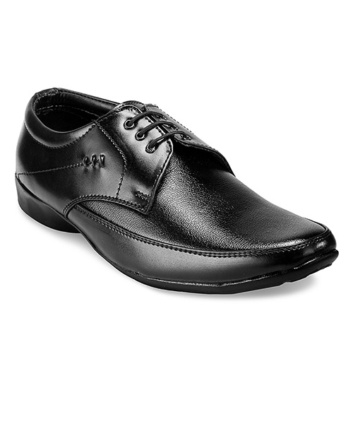 Yepme Formal Shoes  - Black