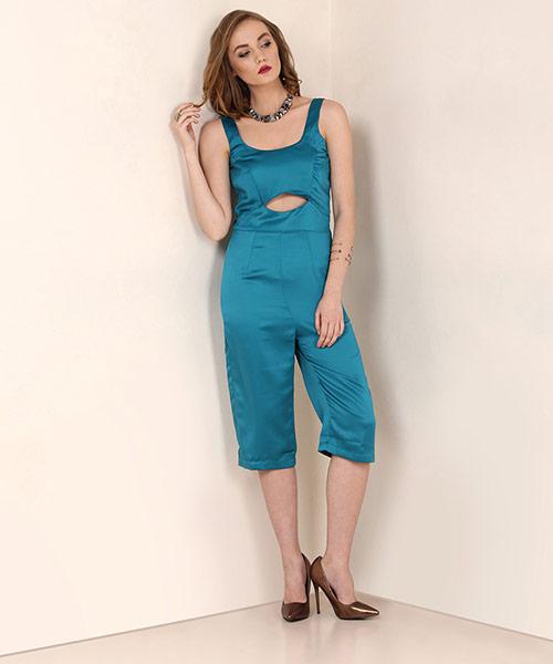 Yepme Eva Party Jumpsuit - Blue
