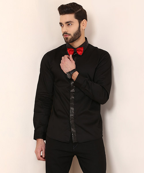 43007a05f7b Party Wear Shirts - Buy Party Wear Shirts for Men Online in India at ...