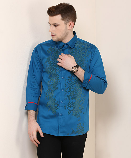e0f485a5136 Party Wear Shirts - Buy Party Wear Shirts for Men Online in India at ...