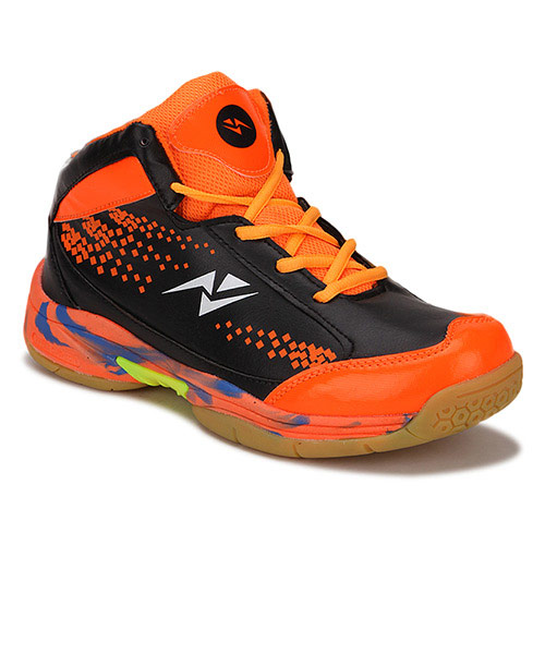 online store 7d85c ab45b Yepme Felix Basketball Shoes - Orange  Black