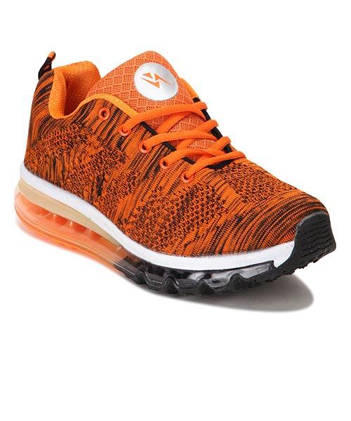 Yepme High Performance Sports Shoes  - Orange