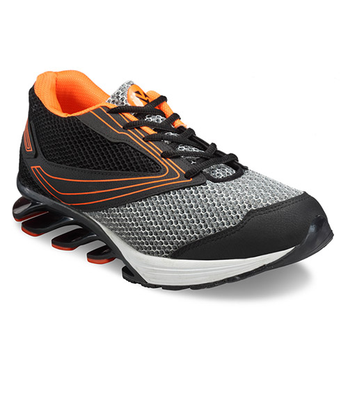 Blade Sports Shoes - Grey \u0026 Black