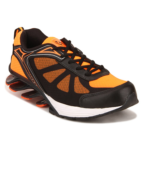 Yepme Blade Sports Shoes - Black & Orange