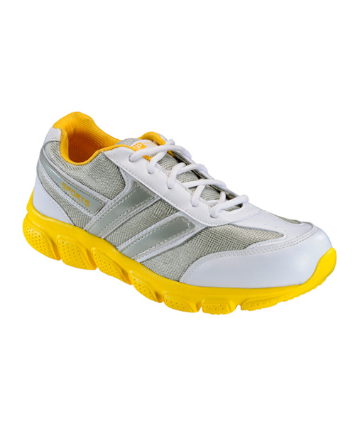 yepme firstracer sports shoes white yellow available at