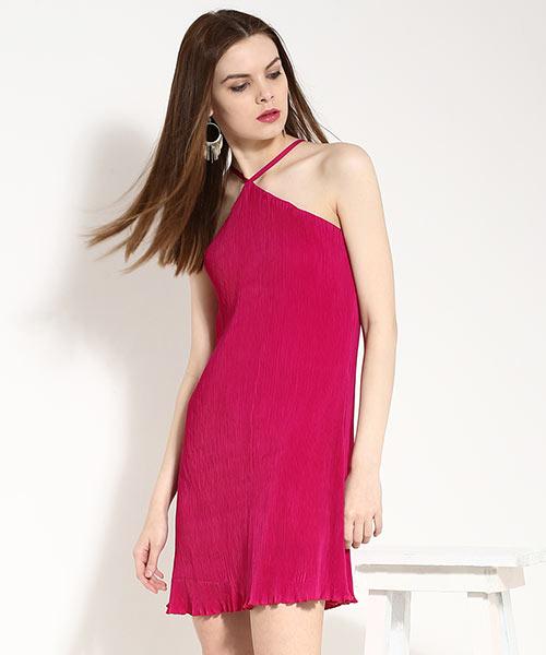 Yepme Abbey Swing Dress - Pink