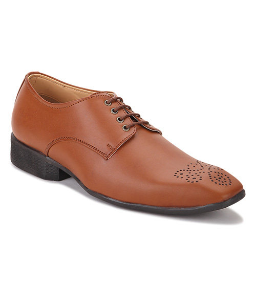 Yepme Formal Shoes - Tan