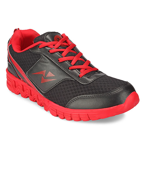 Yepme Haele Sports Shoes - Black & Red