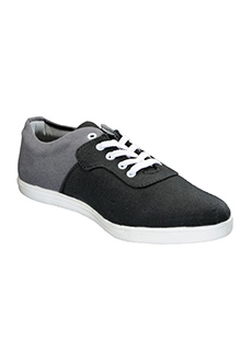 Yepme Black and Grey Casual Shoes