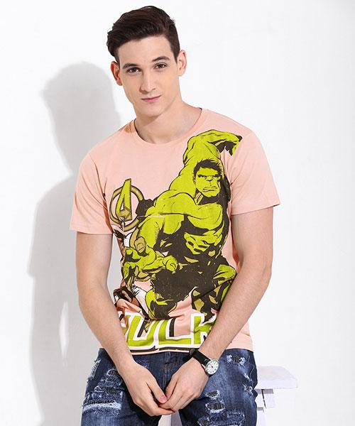 MARVEL - Hulk Print Tee