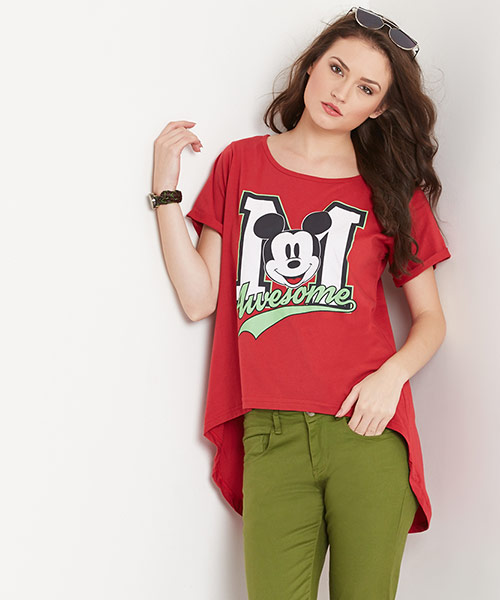 DISNEY - M Awesome Women's Top