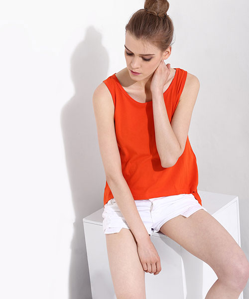 Yepme Alexa Tank Top - Orange