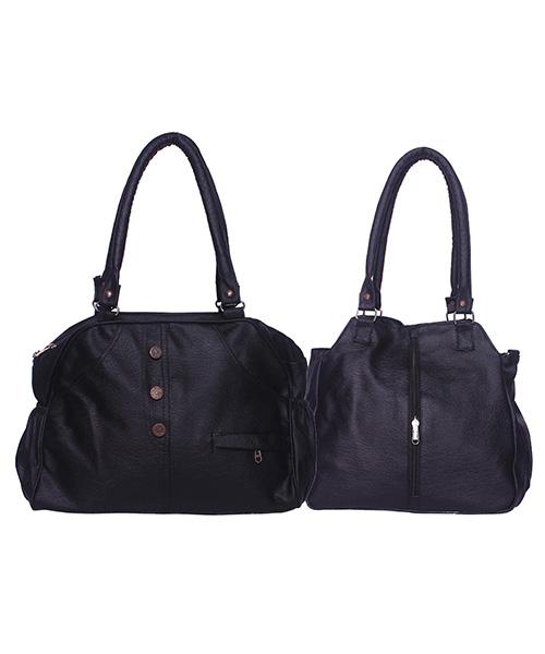 Arc HnH Women Handbag Combo Contemporary & Elegant - Black