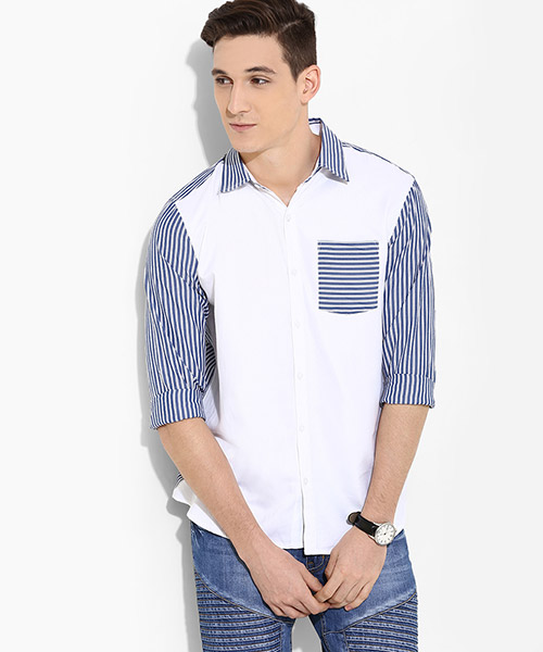 d3483ecba0 Solid Shirts - Buy Solid Shirts for Men Online in India at Yepme