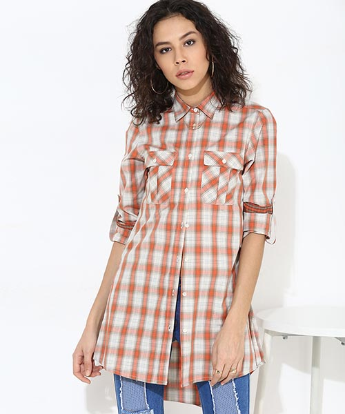 e165da8f15a Shirts for Women - Buy Online Women Shirts in India at Yepme