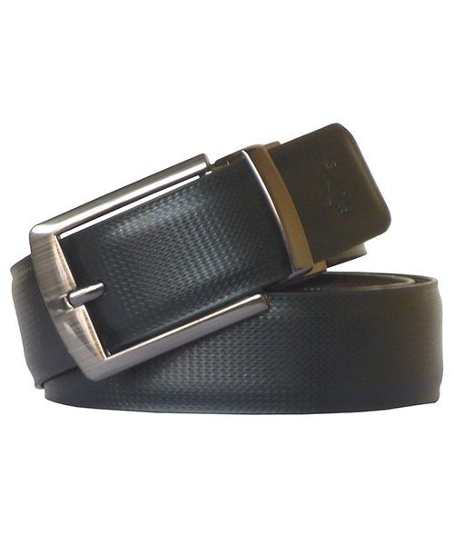 Sondagar Arts Men's Reversible Belt