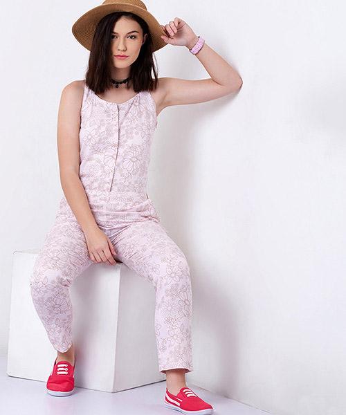 fb5a6bb7e88a Yepme Alice Linen Jumpsuit - Pink