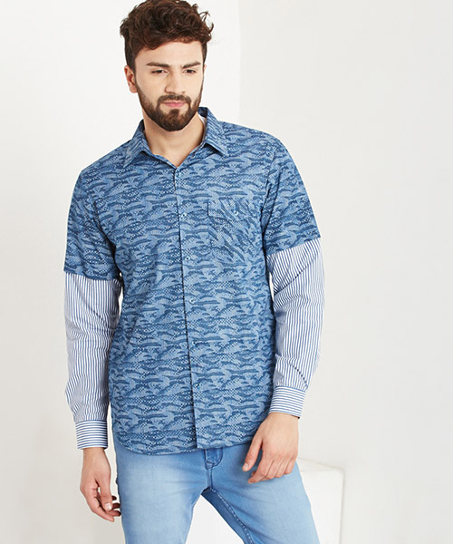 c4773e8ace Printed Shirts - Buy Printed Shirts for Men Online in India at Yepme