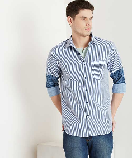Casual Shirts - Buy Casual Shirts for Men Online in India at Yepme
