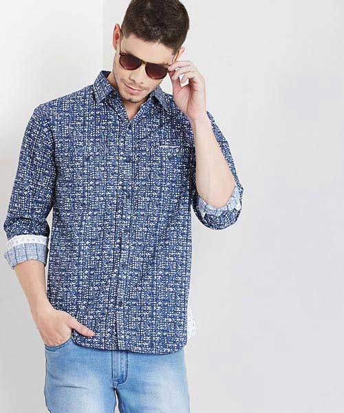 Printed Shirts - Buy Printed Shirts for Men Online in India at Yepme
