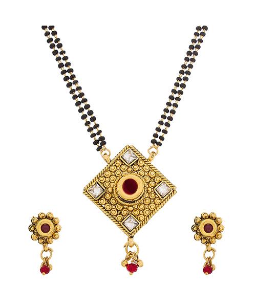 Designer Traditional Wear Mangalsutra