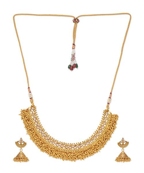 BGS Indain Traditional Jewellery Set