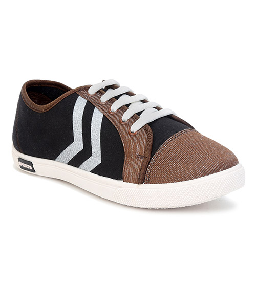 Yepme Casual Shoes -Brown