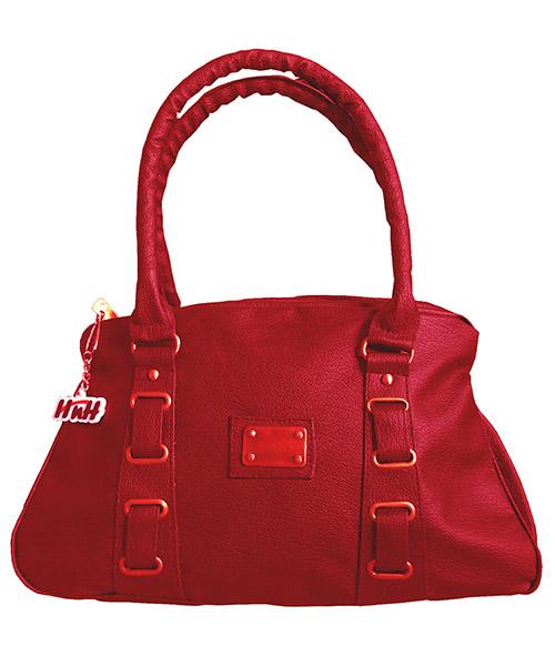 Arc HnH Women Handbag Antique Red