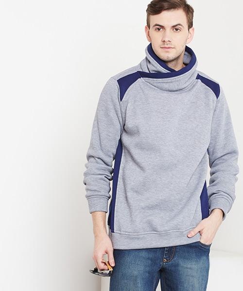 Yepme Tedd Sweatshirt - Grey