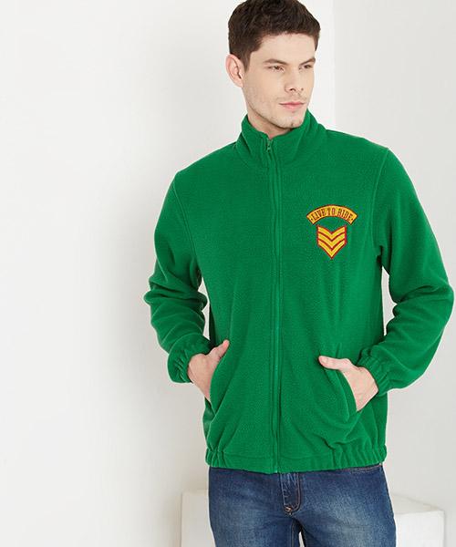 Yepme Darwin Fleece Jacket - Green