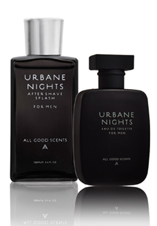 Urbane Night Perfume & Aftershave Combo Set