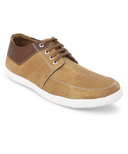 Yepme Casual Shoes - Tan