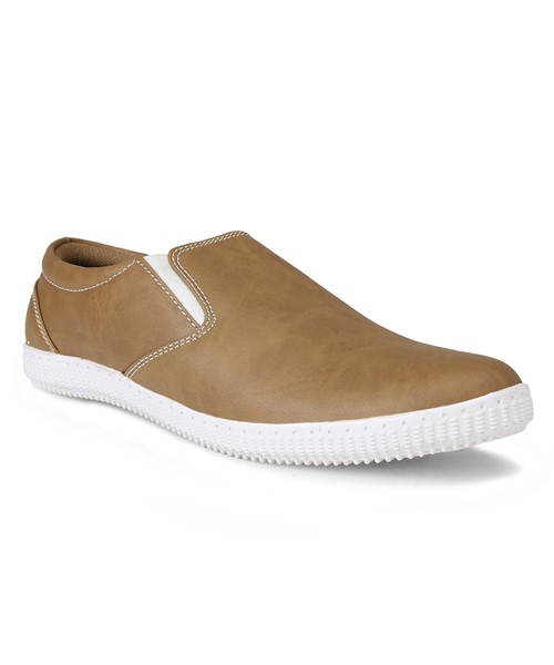 Yepme Casual Shoes - Camel