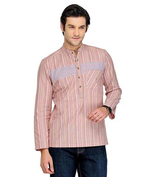 Yepme Kevin Kurta Shirt - Multicolored