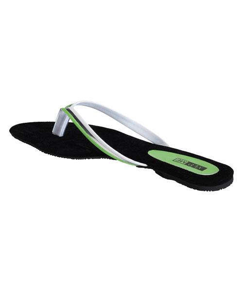 Yepme Green Sandals