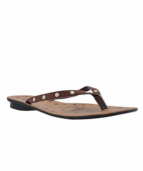Yepme Brown Sandals